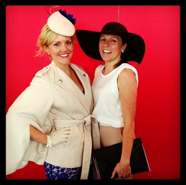 Olivia Nunn and Sarah Kempson
