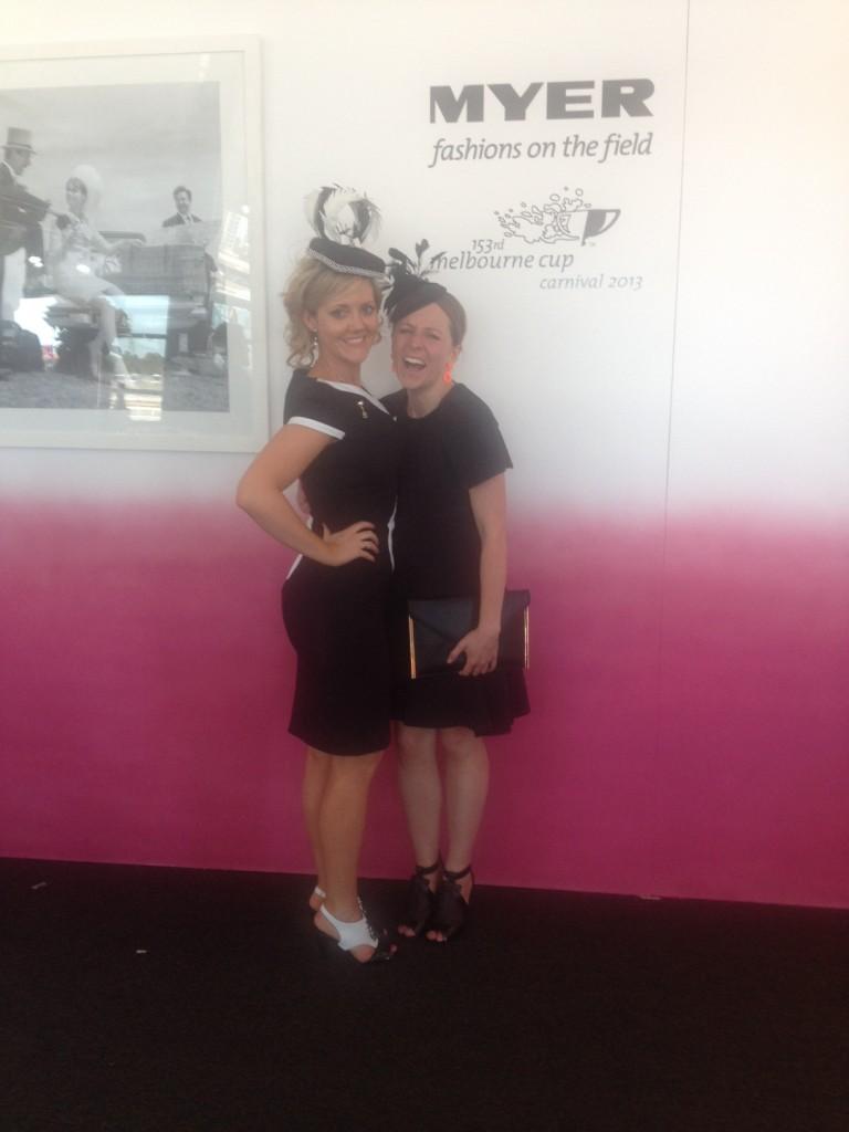 Sarah Kempson and Olivia Nunn