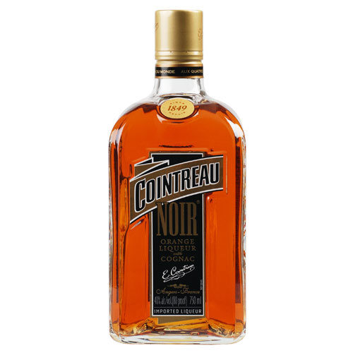 indulging in Cointreau Noir , a decadent brand extension of Cointreau ...