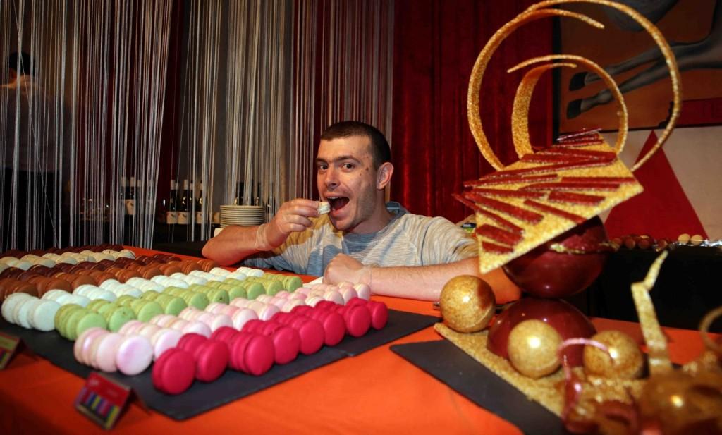 Eat St. Sofitel  Stephane from A la folie